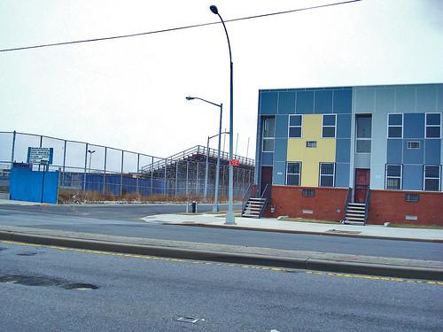 Dub Housing & Ball Field