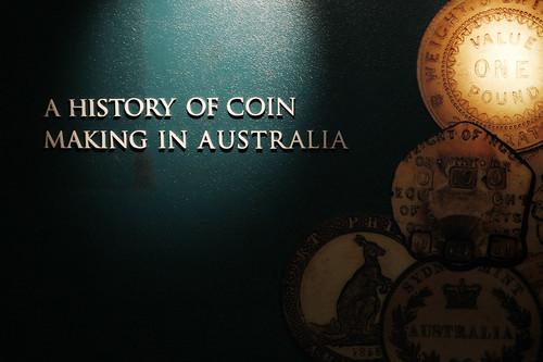 Выставка монет в музее