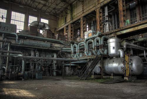 ECVB Power Plant