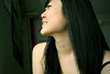 :) (jennifhsieh) Tags: morning light selfportrait smile natural jennifer sideview jennifhsieh