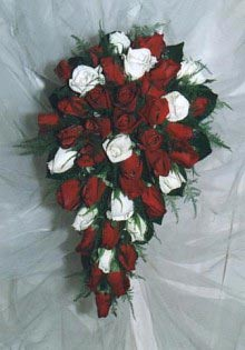 Teardrop Rose Bouquet