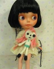 Lita and her Gothy Raggedy ♥