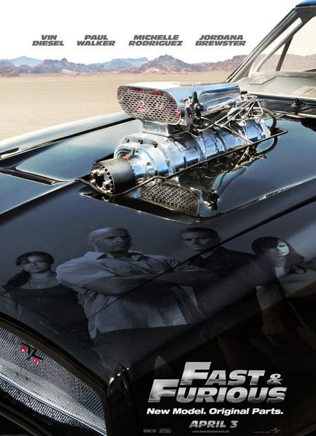 Szybko i wściekle / Fast & Furious (2009)