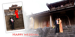 Happy Wedding (Kelvin Nguyen Photography) Tags: wedding happy sony kelvin hue thieutri kelvinnguyen kelvinphotography