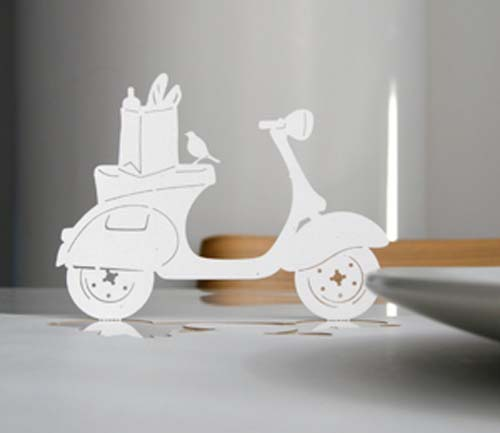 Popmats Scooter