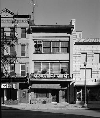 1005 E Street, NW (demolished)