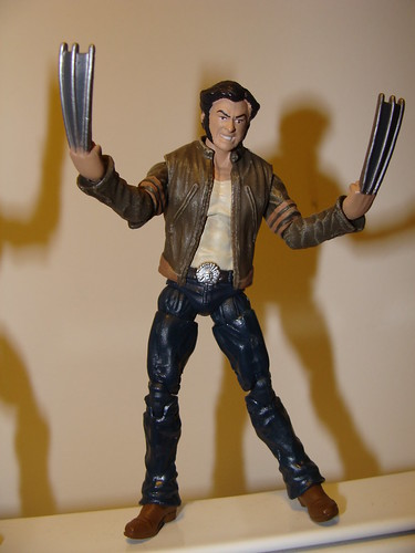 Critique : X-Men Origins : Wolverine - Logan (blouson) 3427601150_5ccb592f08