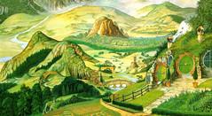 hobbiton (rick cottontree) Tags: lotr shire hobbit tolkien bilbo hobbiton lotrcostumes