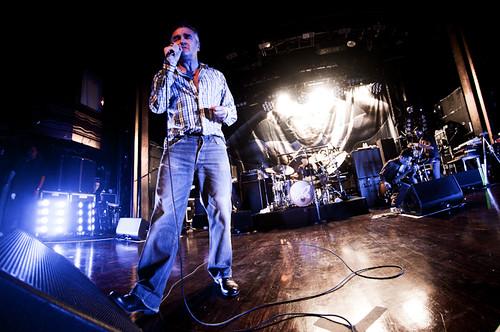 Morrissey // Webster Hall by ryan muir.