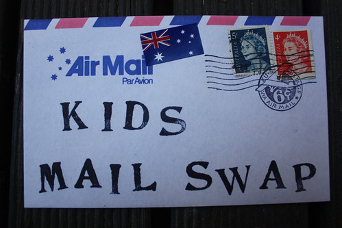 Kid's Mail Swap