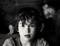 Brothers (Tarlyn) Tags: bw boys children oscar holidays sam brothers scilly bryher forefront 8and4 backhomenow