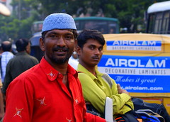 Street Vendor koti (mahipalrao) Tags: hyderabad koti hpc