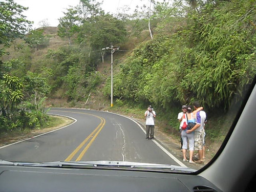 Driving in Costa Rica