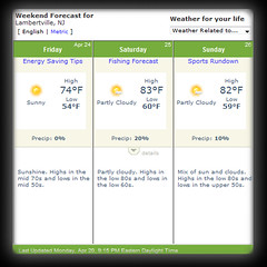 weekend lambertville weather (Miss Lyrae) Tags: weather lambertville shadfestival