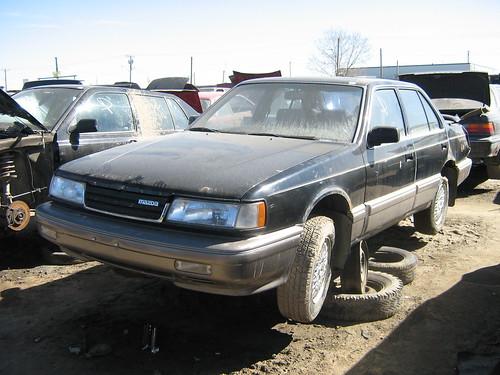 929. Mazda. calgary