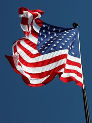 Blowing in the Wind (jver64) Tags: usa starsandstripes starspangledbanner libertyisland