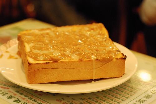 翠华餐厅 - 面包