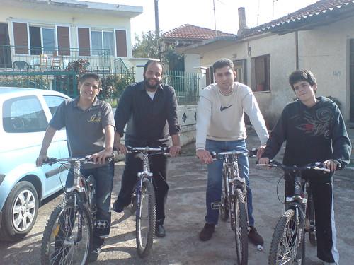 Πάσχα 2009-Φολόη Ηλείας