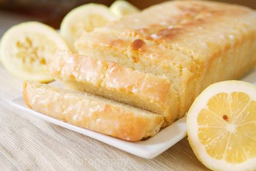 Pound Cake Recipe Low Fat: Low-Fat Lemon Yogurt Cake