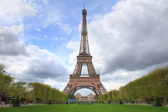Eiffel Tower, Paris (Anirudh Koul) Tags: paris france tower eiffeltower eiffel eiffle eiffletower