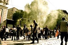 May Day 2009 (davidetempesta) Tags: canon eos day milano may protesta 2009 maggio lavoro manifestazione precario corteo comunisti lavoratori sindacati 400d davidetempesta