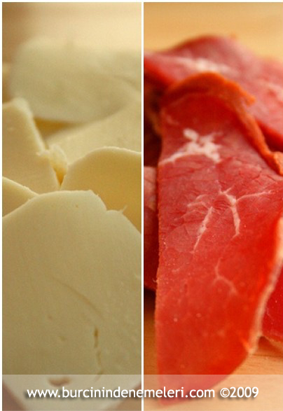 peynir pastirma