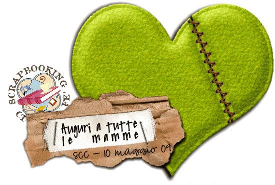 Auguri a tutte le mamme da SCC, 10 maggio 09