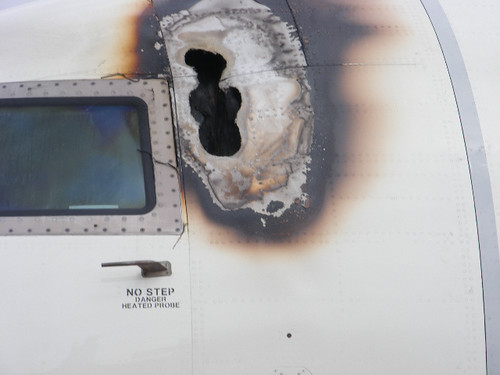Delta ASA hit by Lightning strike - C3347941