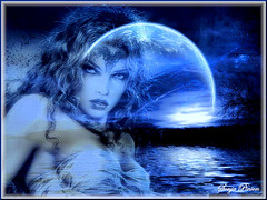 ~ Vamp in the Moonlight ~ (sonja_pinion) Tags: collage model distillery luisroyo absoluteblue karunesh sonjapinion awardtree colorsofthesoul moodcreations saariysqualitypictures artistictreasurechest theessenceofwoman beyondheaven
