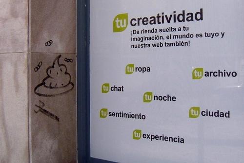 Tu creatividad...