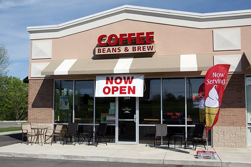 Coffee Beans & Brew Monroe Ohio