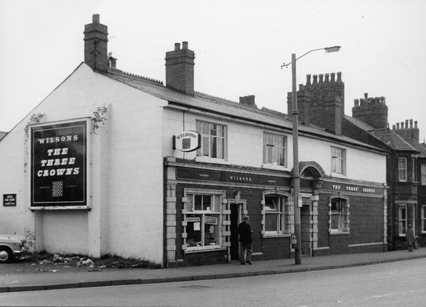 Three Crowns, C1970