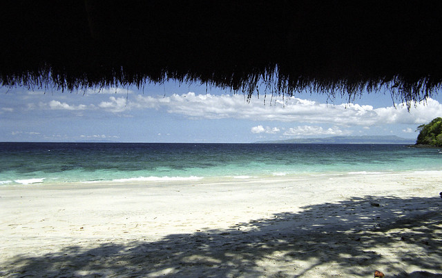 Padang Bai Beach
