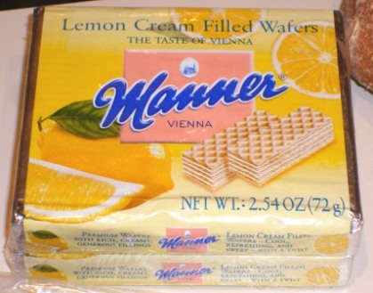 Manner Crisp Wafers from Vienna