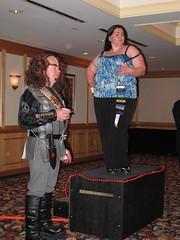 IMG_0321 (BayCon Photos) Tags: auction saturday klingon baycon2009