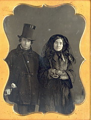 In mourning (Mirror Image Gallery) Tags: mourning tophat daguerreotype victorianstyles