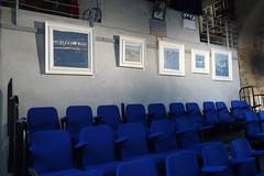 more John Morris pictures inside St John's Theatre Listowel
