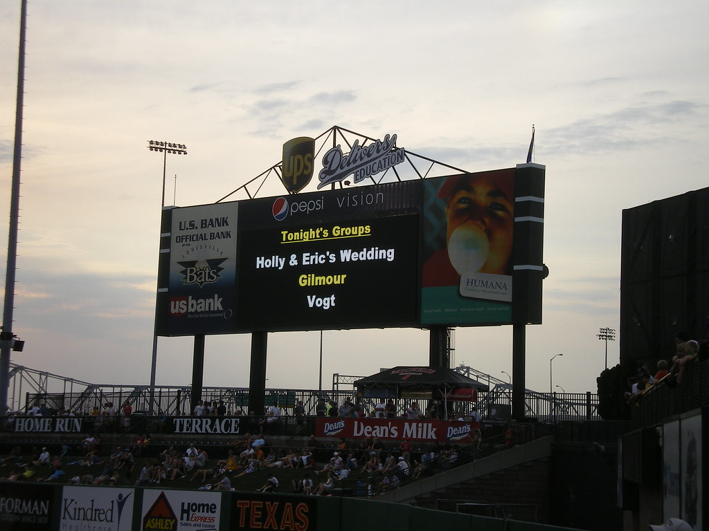Louisville Slugger Field - Rehearsal Lunch/Dinner, Attractions/Entertainment, Reception Sites - 401, E Main Street, Louisville, KY, United States