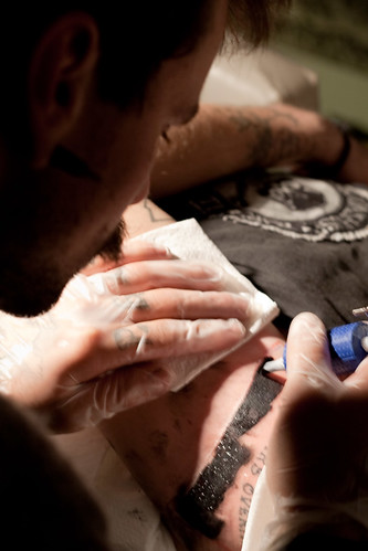tattoo training. tattoo training.