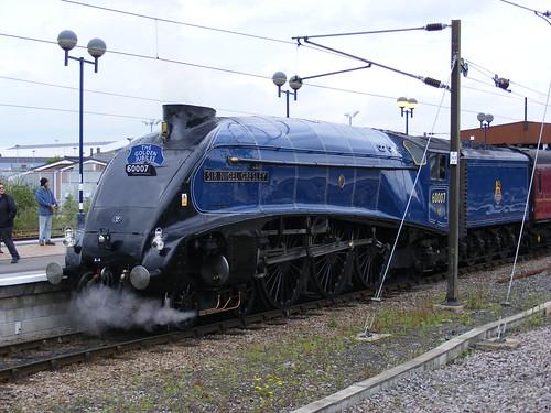 60007  York Station  23rd-May-2009
