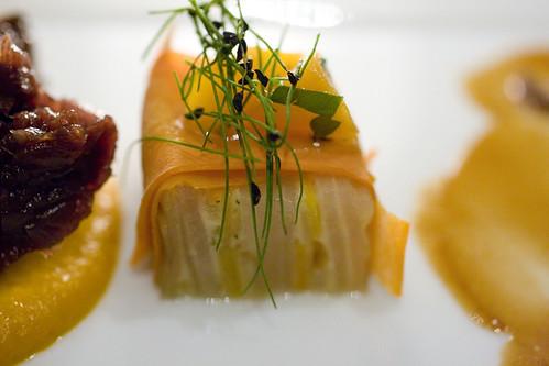 carrot gratin
