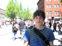 Kyle (Awkward Boy Hero) Tags: oregon kyle portland northwest stranger saturdaymarket 100strangers awkwardboyhero