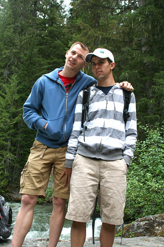 John & Brandon
