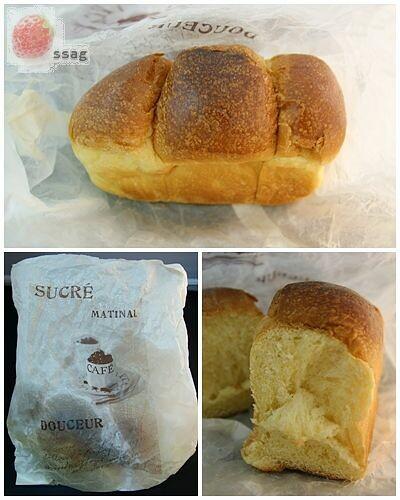 來自法國的麵包