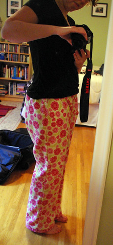 PJ pants for my sister