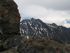 Mt. Stuart and Sherpa Peak