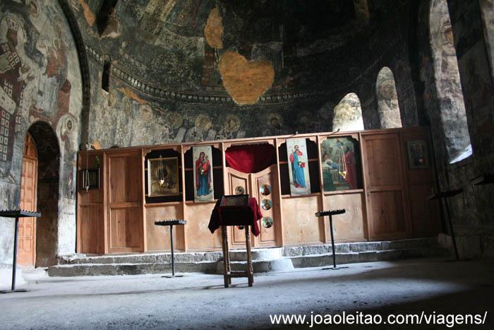 Mosteiro de Vardzia, Geórgia