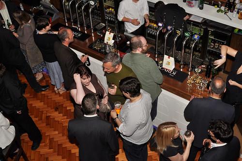 Opening Night Party at Teviot
