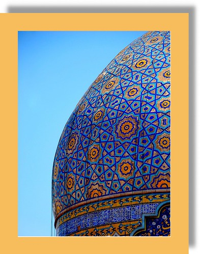 Iranian Dome, by Friend Faraway