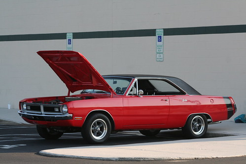 1971 dodge dart custom - photo #45